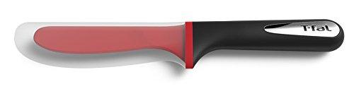 T-fal Ingenio Silicone Spreader Spatula, Red/Black (Spreader Spatula compare prices)