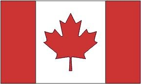 Canada Flag 3ft x 5ft Superknit Polyester