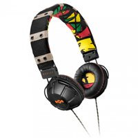 House Of Marley Em-Jh000-Ra Soul Rebel Rasta On-Ear Headphones