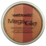 WET N WILD Mega Glo Illuminating Powder - Strike-A-Pose-Rose by Wet n Wild