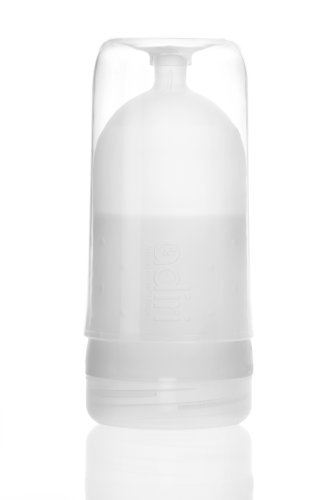 Deal Adiri BPA Free Natural Nurser Ultimate Bottle Stage 1 White, Slow Flow (0-3 months) Reviews