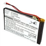 Replacement battery for Garmin Nuvi 600, Nuvi 610, Nuvi 610T, Nuvi 650, Nuvi 660, Nuvi 660 FM, Nuvi 670, Nuvi 680