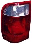 Left Driver Side Taillight Taillamp 01-05 Ford Ranger Pickup Truck 01 02 03 04 05 2001 2002 2003 2004 2005 Pickups Trucks Tail Light Lamp Lights Lamps