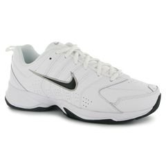 Nike T-Lite 9 Leather Cross Training Shoes, Size UK8