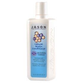 Jason Natural Products Natural Biotin Conditionr 16 Oz ( Multi-Pack)