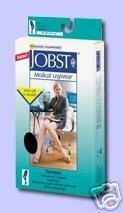 Jobst Opaque Thigh-Hi 30-40 Black Medium by Jobst