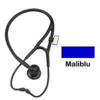 Classic Cardiology Stethoscope by MDF Instruments Direct, Maliblu - 1 Ea