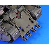 IDF KMTKMTアダプターセット ナグマショット、ナグマホン、ショット・カル イスラエル軍仕様センチュリオン用 [LF1161]