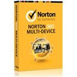 SYMANTEC 21298763 NORTON 360 2014 MULTI DEVICE 2.0 IN 1 USER 3LIC DVD Package Retail - (Software Security Software)