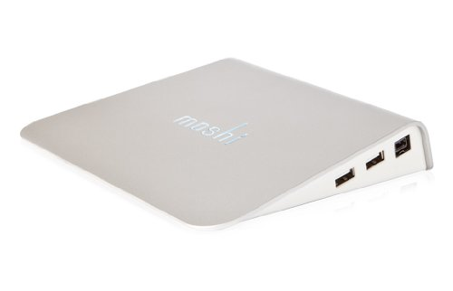 Moshi iLynx Advanced FireWire 800 and USB 2.0 Combo Hub