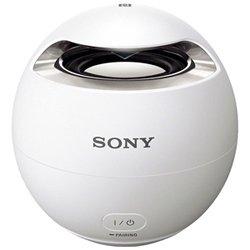 SONY ワイヤレスポータブルスピーカー Bluetooth対応 防水仕様 ホワイト SRS-X1/W