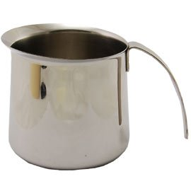 KRUPS XS5020 20 Ounce Stainless Steel Milk Frothing Pitcher, Silver by Krups