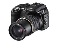 Fujifilm FinePix S9600 Digital Camera - Black (9.0MP, 10.7x Optical Zoom) 2.0 inch LCD
