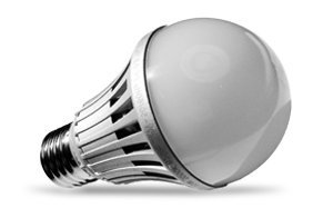 7W E27 LED bulb (Warm White)