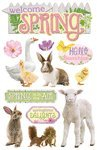 Welcome Baby Girl Card front-1029929