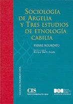 Sociología de Argelia y Tres estudios de etnología cabilia