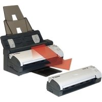 21zh3wWFbrL. SL500  Visioneer Strobe 500 Mobile Duplex Color Scanner with Docking Station ADF 600 DPI and USB
