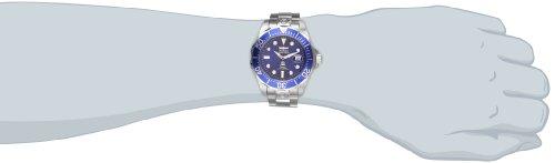 Invicta Herren-Armbanduhr XL Automatik Edelstahl 3045 3