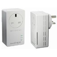 Netgear 200Mbps Homeplug Powerline Adapter Kit