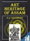 img - for Art Heritage of Assam book / textbook / text book
