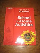 Science A Closer Look, Grade 1: Building Skills Visual Literacy