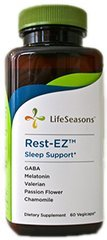 Lifeseasons Rest-Ez Sleep Support