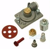 Williams 8933 Hearth Heater Gas Conversion Kit at Sears.com