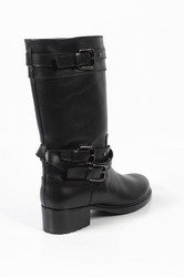 stivale basso donna Sebastian Milano ladies short boot s5454 vitello apache -- 40 eur - 10 us