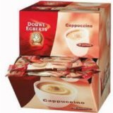 Douwe Egberts Cappuccino Instant Coffee Granules Stick Sachets (pack of 40 sachets) Sold Loose