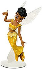 Disney Fairies Pixie Hollow Exclusive 3.5 Inch PVC Figure Iridessa - 1