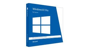 Microsoft Windows 8.1 Pro Download Only