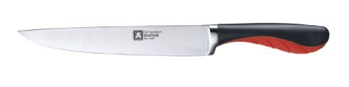 Richardson Sheffield 8-Inch Gripi Carving Knife, Red