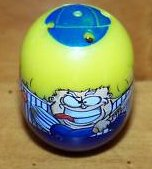 Buy Low Price Spin Master Mighty Beanz Series #1 Ultra Rare #80 Baseball Bean Figure (B003AFU0SY)