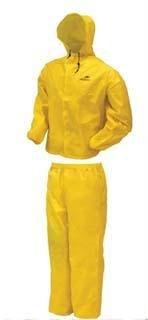 DriDucks Basic Rain Suit Yellow - 2XL