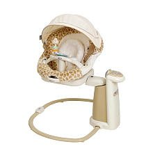 Graco Sweetpeace Newborn Soothing Swing Center – Snuggly Safari Reviews