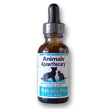 Animal Essential APAWTHECARY PREBIOTIC PLUS 1 oz - For Dogs & Cats