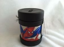 Thermos Spiderman Funtainer Food Jar - Blue front-628338