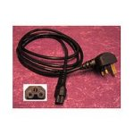 Cables Direct RB-290 2M cable british 3 pin plug