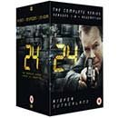 24 Season 1-8 Complete And Redemption