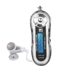 CRAIG CMP580D 1GB MP3 Player – Silver