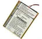 Battery for Cowon D2 2GB 4GB Plus 16gb 3.7V 1800mAh