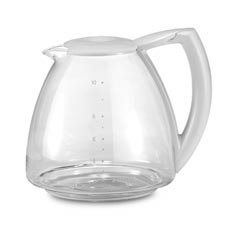 Krups 268-70 replacement coffeemaker carafe.
