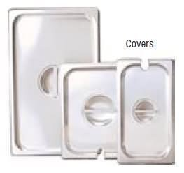 Adcraft Slot Cover For 1/2 Size Insert Pan (Cst-H/Sl) (Industrial Size Pan compare prices)