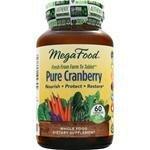 MegaFood Pure Cranberry Tablets