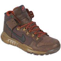 Nike Sb Dunk High Oms Mens 536182-202 Baroque Brown 9 M Us