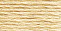 DMC Pearl Cotton Skeins Size 3 16.4 Yards Ultra Very Light Tan 115 3-739; 12 Items/Order