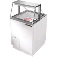 "True TDC-27 27"" Dipping Cabinet"