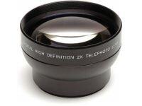 Sakar Digital Optics 52Mm 2.0X Telephoto Lens Black