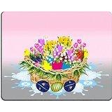 In gomma naturale, gioco Luxlady Mousepads immagine ID 26082432 decorazioni pasquali