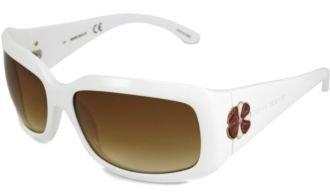 21zvgLy6rjL Miss Sixty Sunglasses MX254S / Frame White Lens